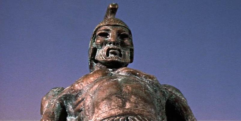 Talos, der bronzene Beschützer Kretas