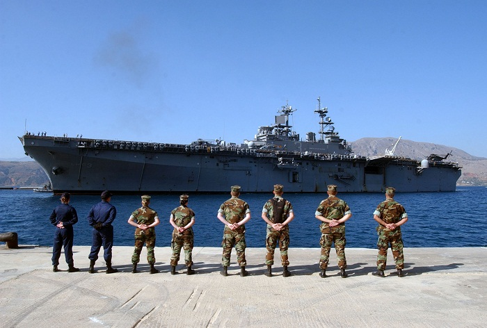 Naval Station Activity (NSA) Souda Bay